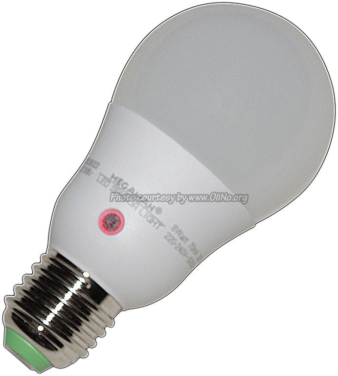 Megaman - LED sensor light E27