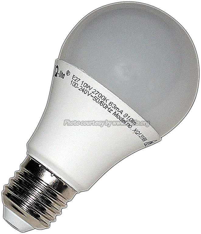 XQ-lite - LED E27 10W WW XQ13169