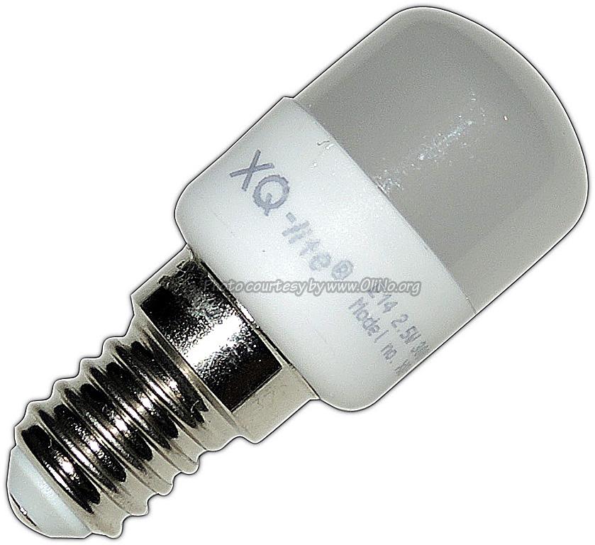 XQ-lite - LED E14 refrigerator