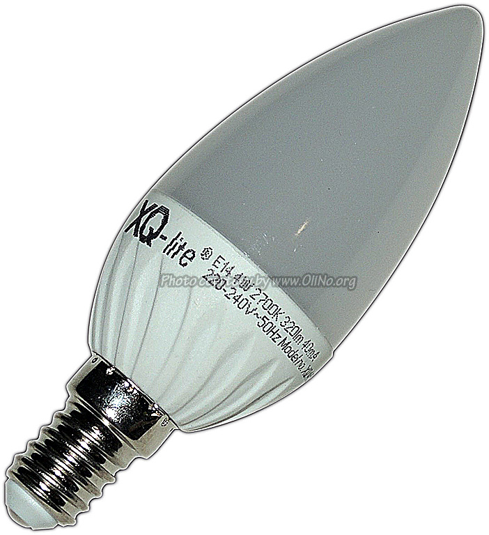 XQ-lite - LED 4W E14 WW XQ1458