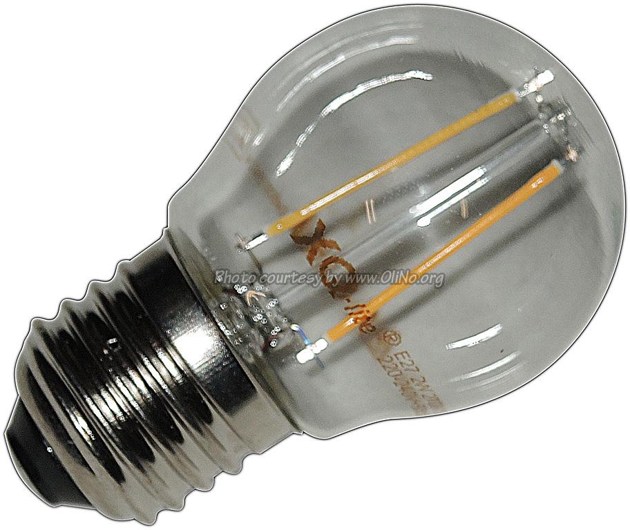 XQ-lite - LED E27 2W WW XQ1404