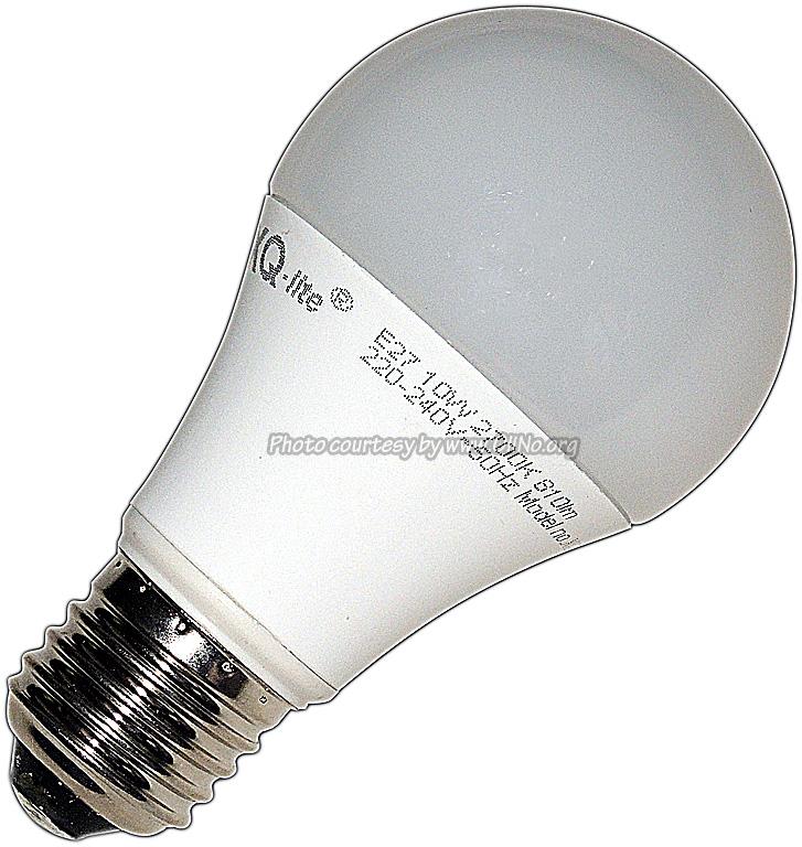 XQ-lite - LED E27 10W WW Dim XQ 13158