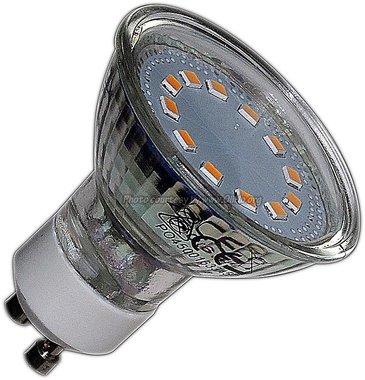 XQ-lite - LED GU10 3W WW XQ1408