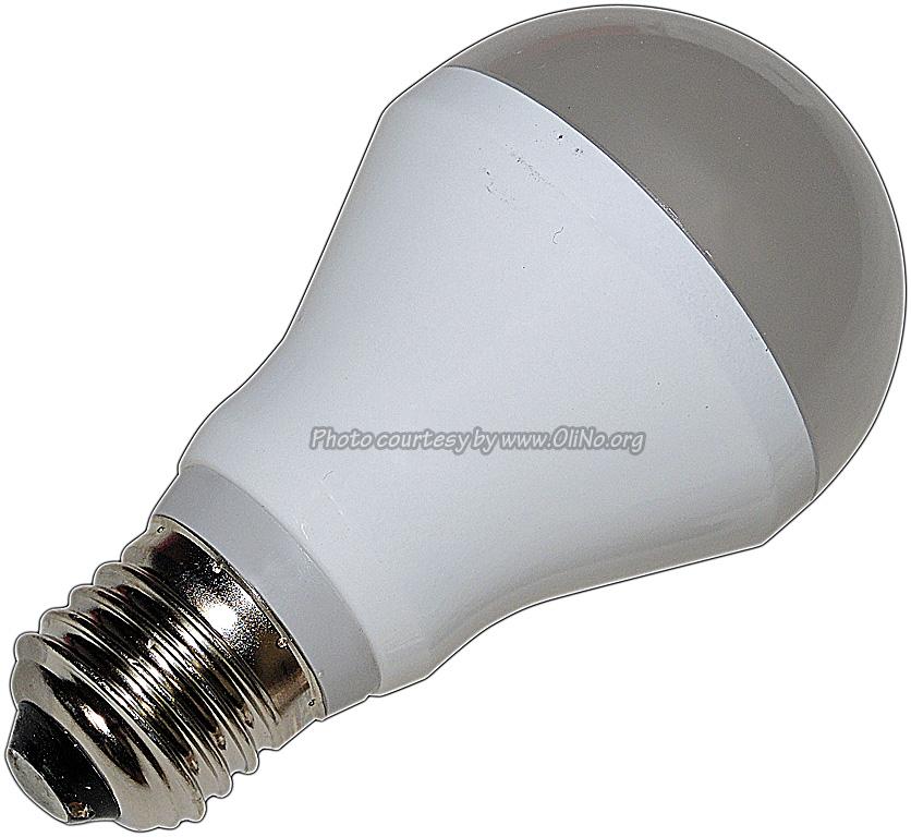 Toshiba - E-CORE LED E27 5.5W WW