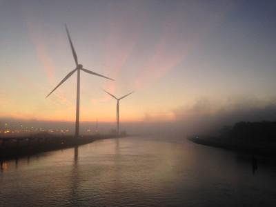 Bij stevige wind straks voldoende stroom voor heel Nederland.