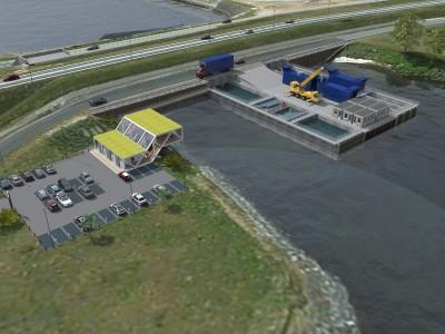 Getijdenenergie in Nederland