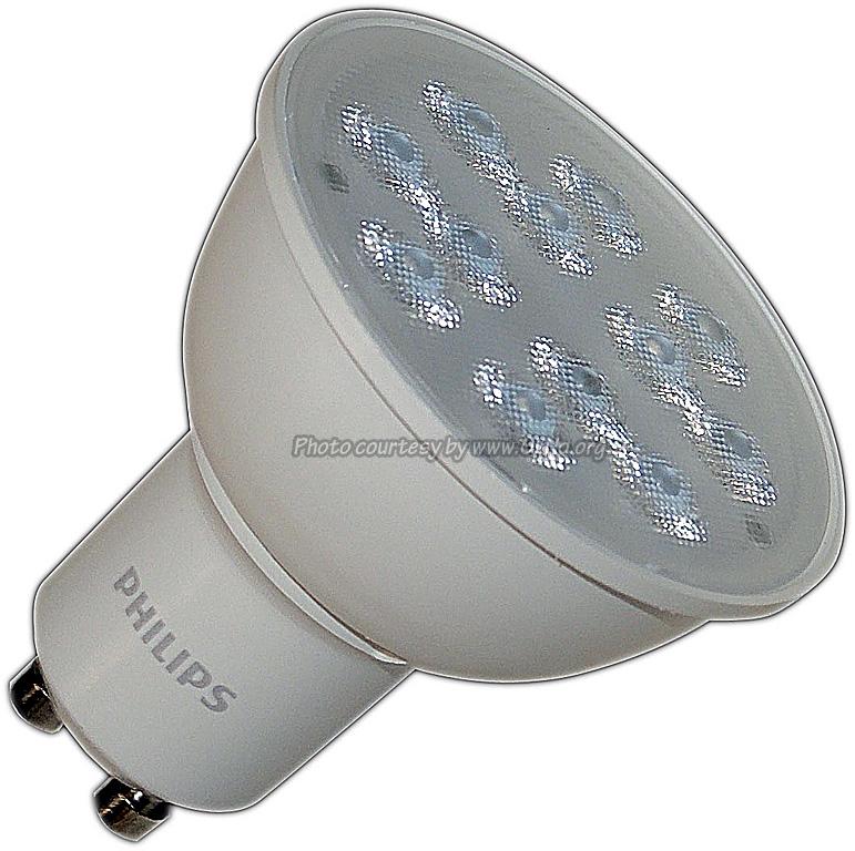 Philips - CorePro LEDspotMV 5-50W GU10 827 36D RN