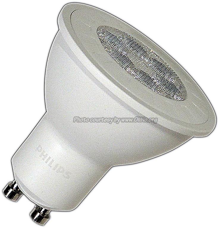 Philips - CorePro LEDspotMV 6.5-65W GU10 830 36D