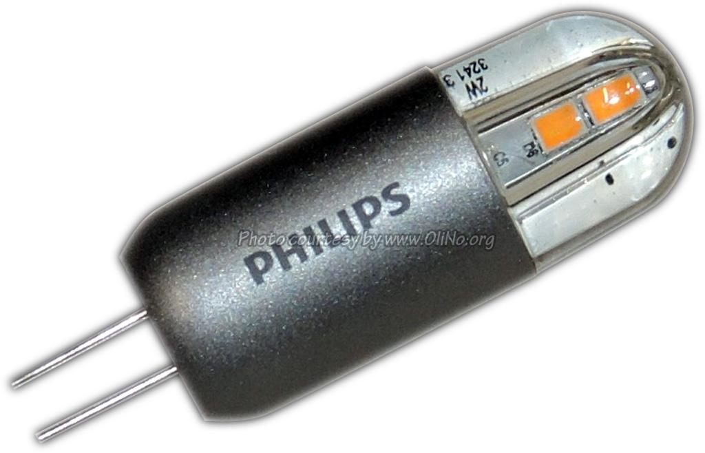 Philips - CorePro LEDcapsuleLV 2-20W 830 G4