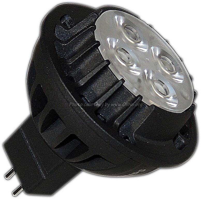 Philips - MAS LEDspotLV D 8.0-50W 830 MR16 24D