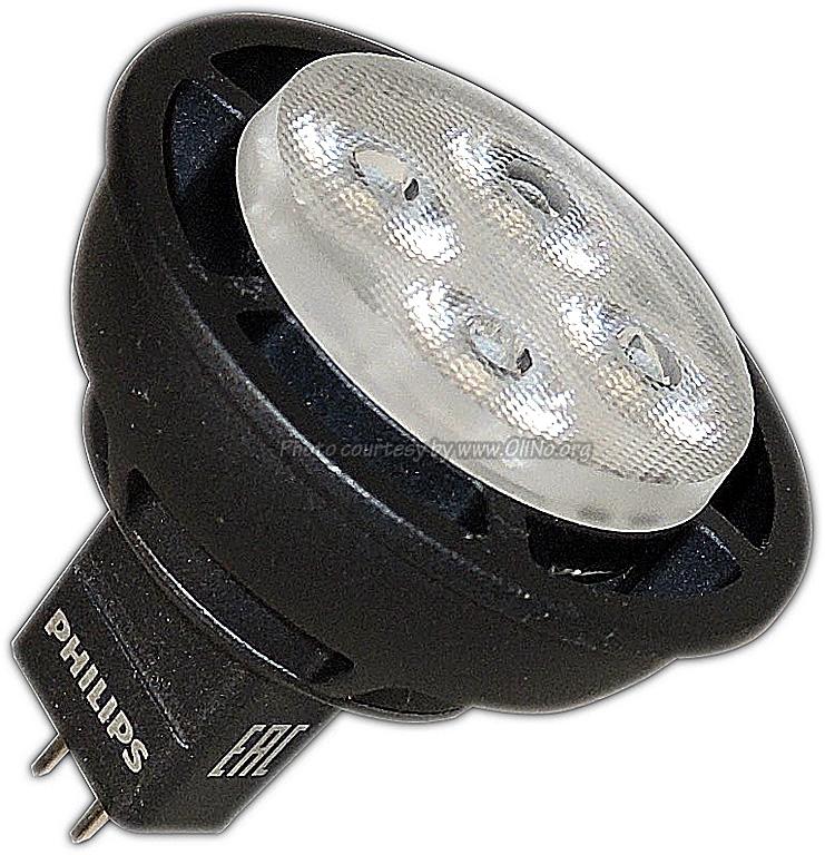 Philips - MAS LEDspotLV VLE D6.3-35W 830MR16 36DRN