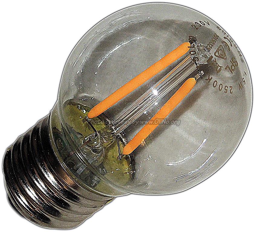 SPL - E27 LED WW 1.5W