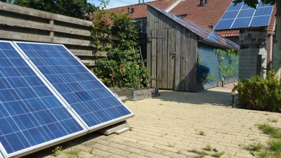 zonnepaneelsystemen