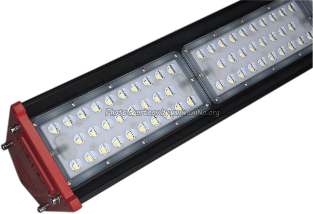 KLV Ledverlichting - 150W LED Linear Highbay model A