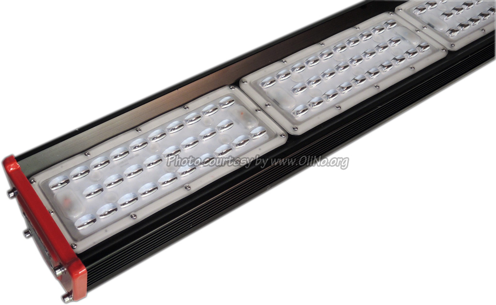 High Bay Lampen : Klv ledverlichting 150w led linear highbay model b details