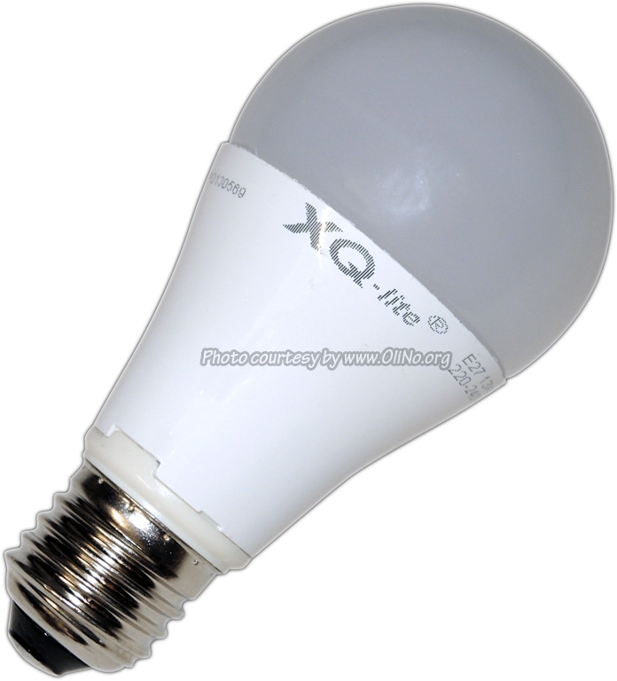 XQ-lite - E27 LED 13W Bulb Warm Wit dimmable XQ13160