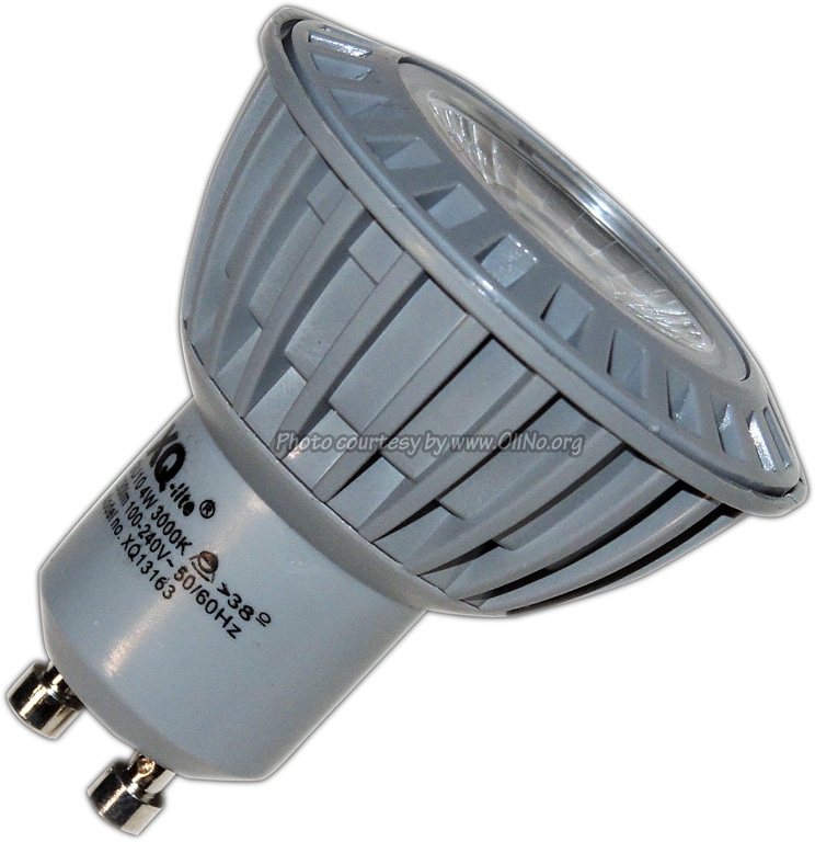 XQ-lite - GU10 LED 4W WW COB XQ13163