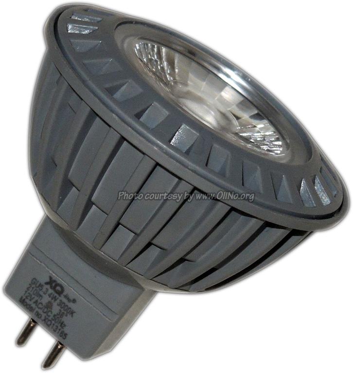 XQ-lite - LED SPOT MR16 4W WW XQ13165 CC