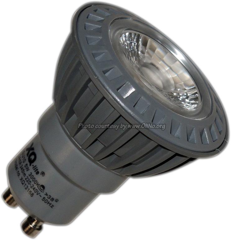 XQ-lite - GU10 5W dimbaar XQ13168