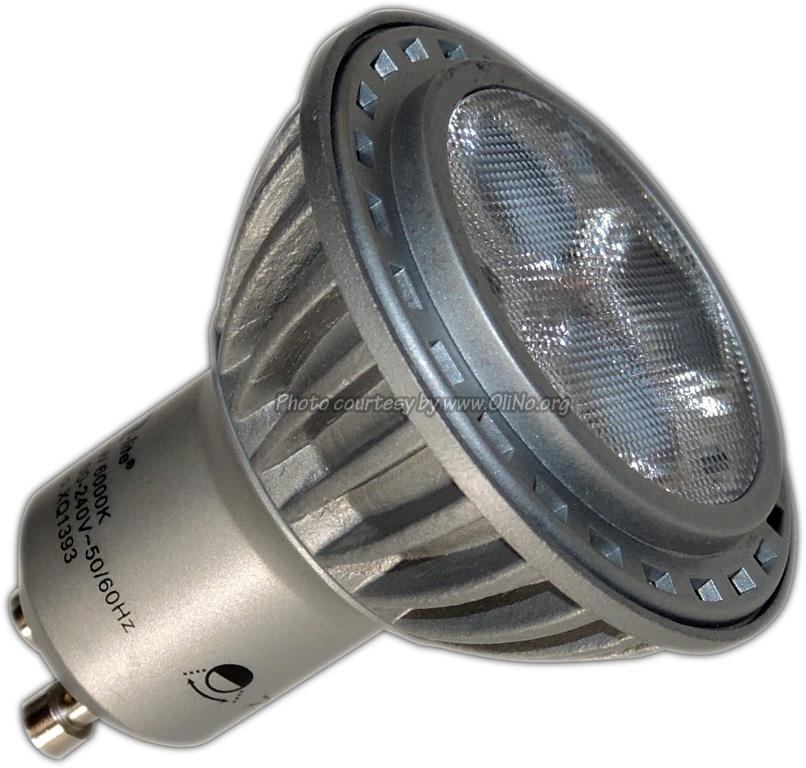 XQ-lite - GU10 LED 4W cold white XQ1393