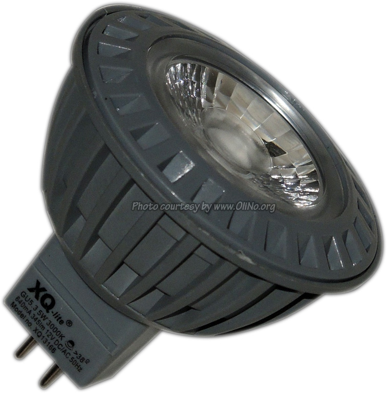 XQ-lite - LED SPOT MR16 5W WW XQ13166 CC
