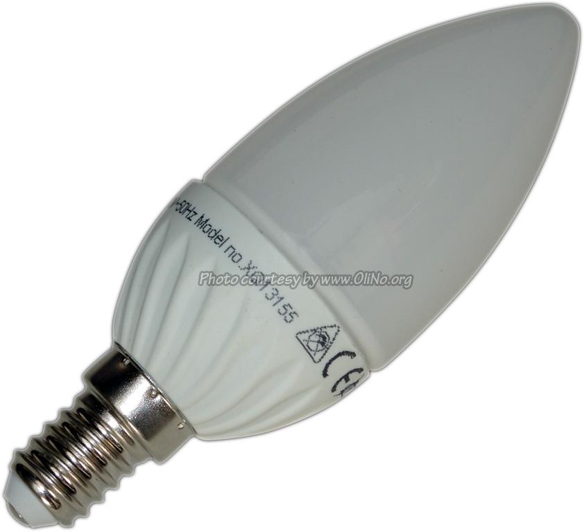 XQ-lite - LED lamp XQ-lite 3W E14