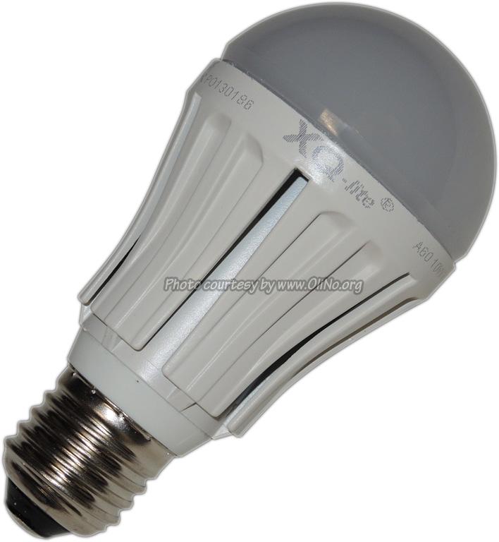 XQ-lite - LED lamp XQ-lite 10W dimbaar E27