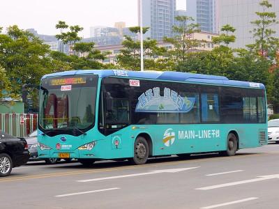 Elektrische stadsbus
