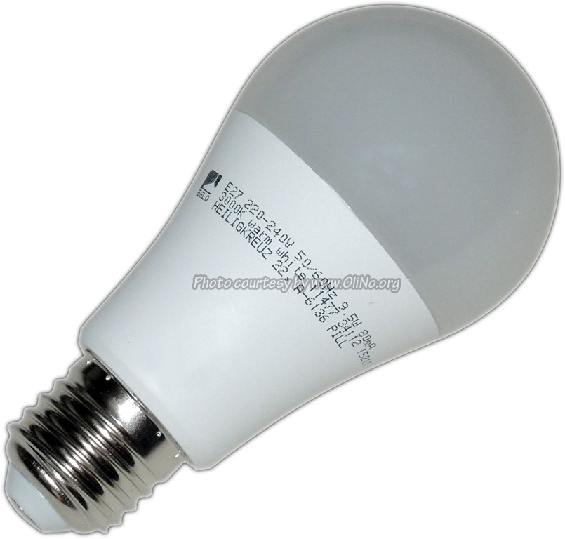 EGLO - EGLO LED Lamp 9.5W E27 WW