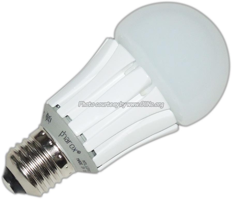 Pharox - Pharox 400 Ledlamp DIMBAAR 8W (40W) E27