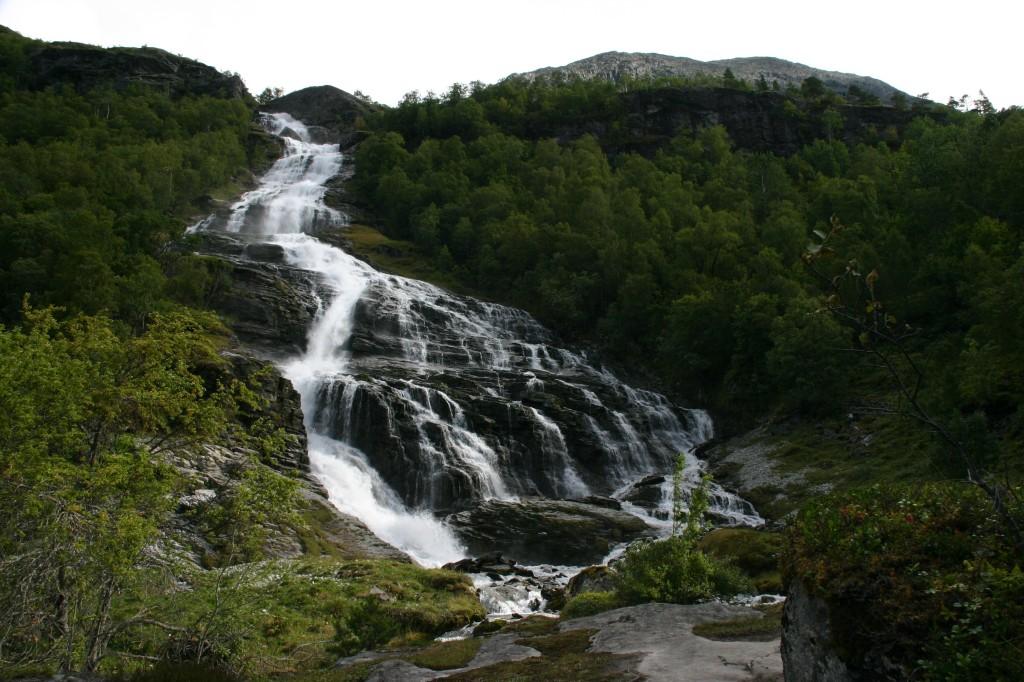 Sunndalen - waterval