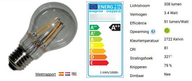 Grote verschillen in kwaliteit consumenten LED-lampen - Ledlampen| OliNo