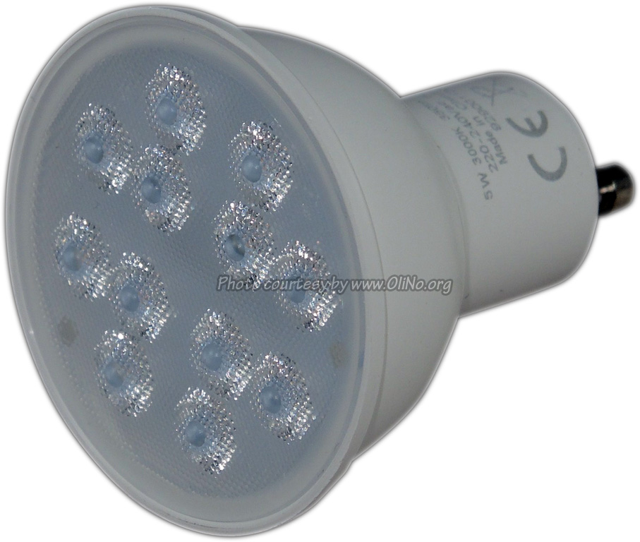 Philips - CorePro LED spot 5W 36deg 3000K