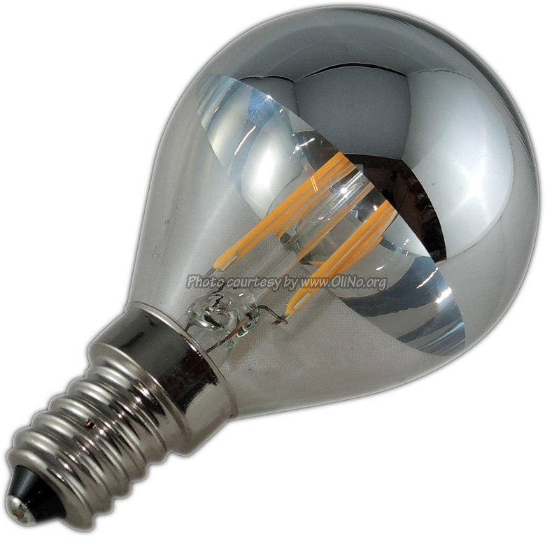 Bailey - Filament LED E14 2-25W nicht dimmbar