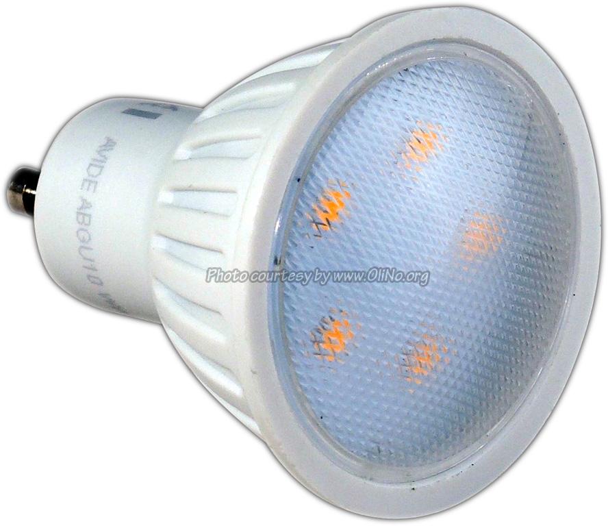 Avide - LED DECOR SPOT 2W GU10 110D 3000K WARMWIT 130LM