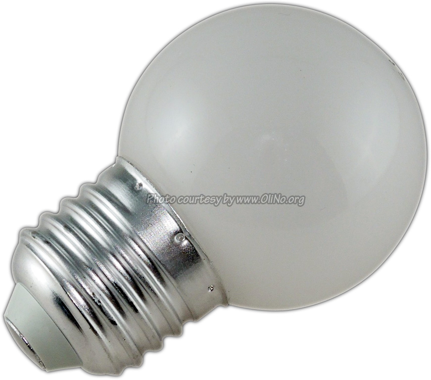 Bailey - LED LAMP E27 G45 1W 2800K