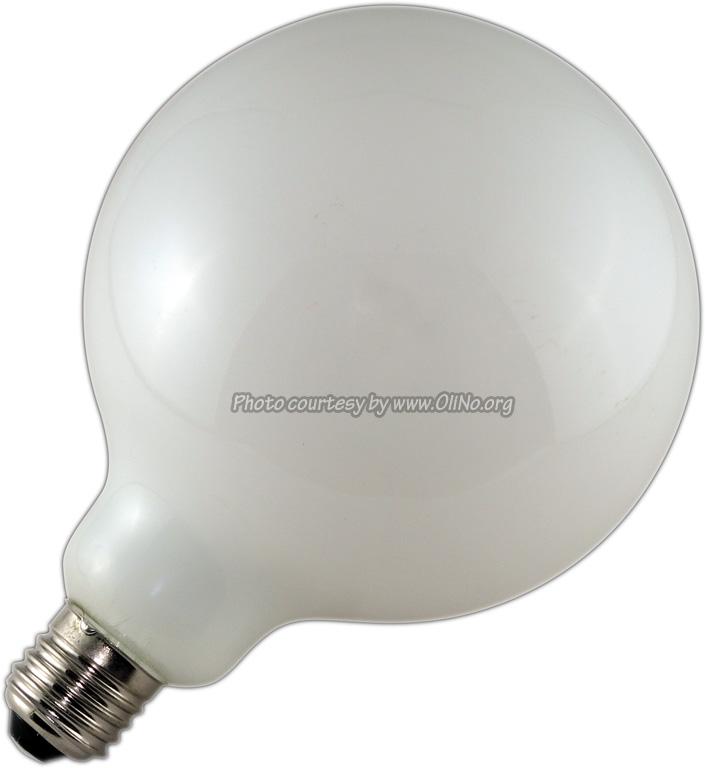 Bailey - FILAMENT LED G125 E27 4-40W 2700K OPAL