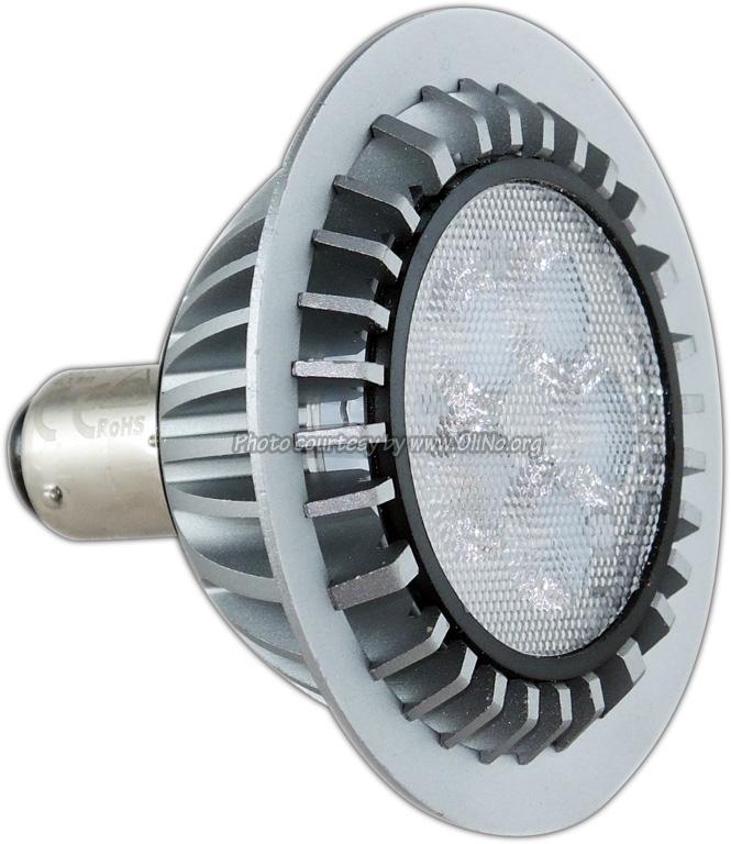Bailey - LED AR70 BA15D 12V 6W 24D 3000K NICHT DIMMBAR
