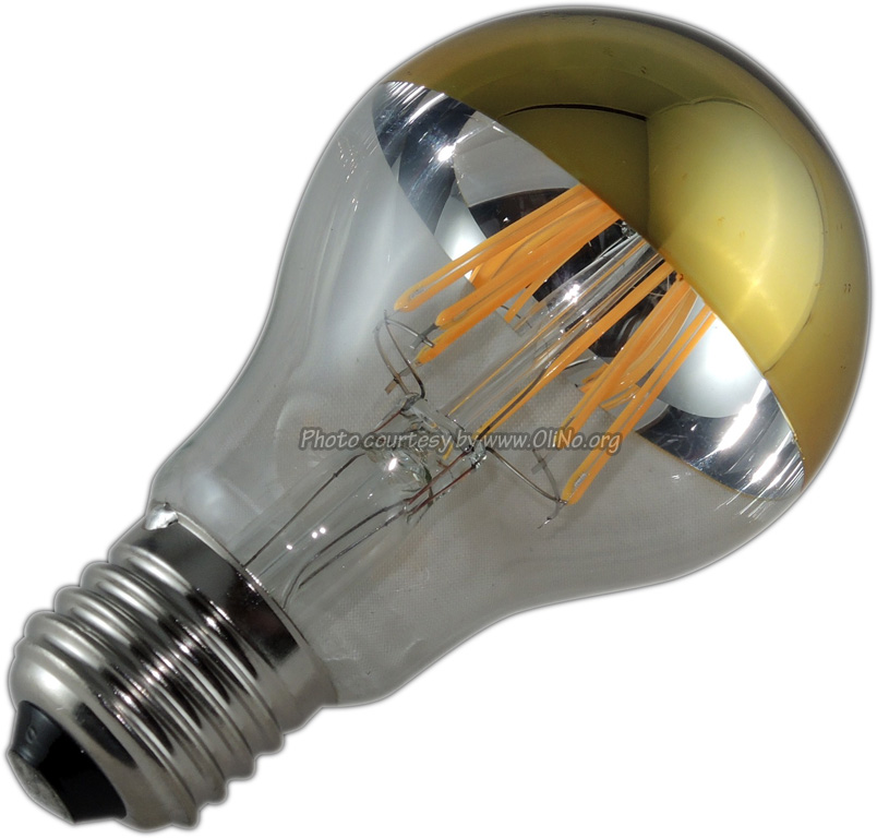 Bailey - FILAMENT LED E27 6-60W Gold not dimmable