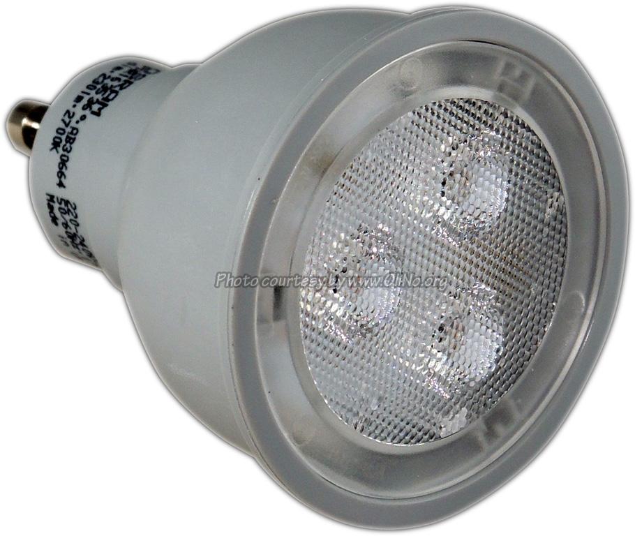 Osram - LED SUPERSTAR PAR16 36D 3.6-35W/827 GU10 dimmable