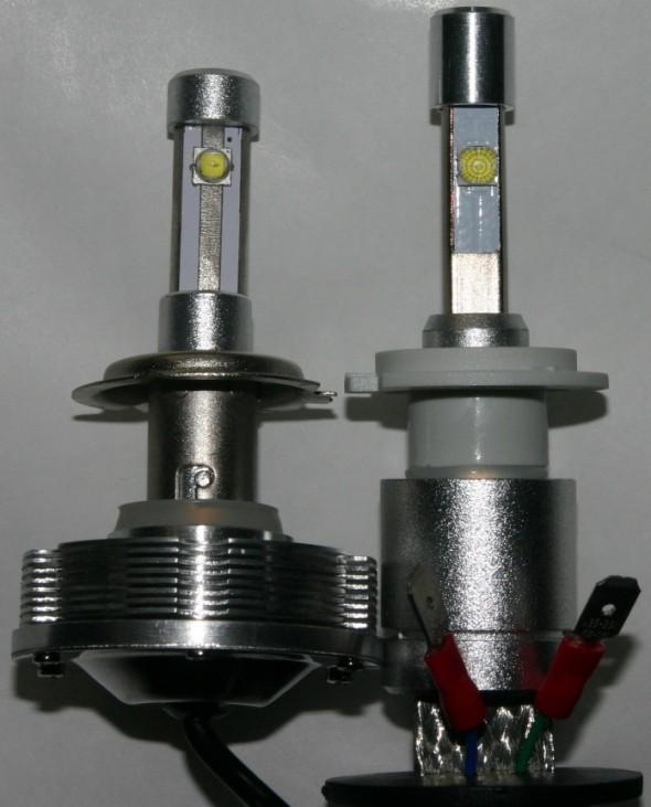 Vergelijk LED-lampen
