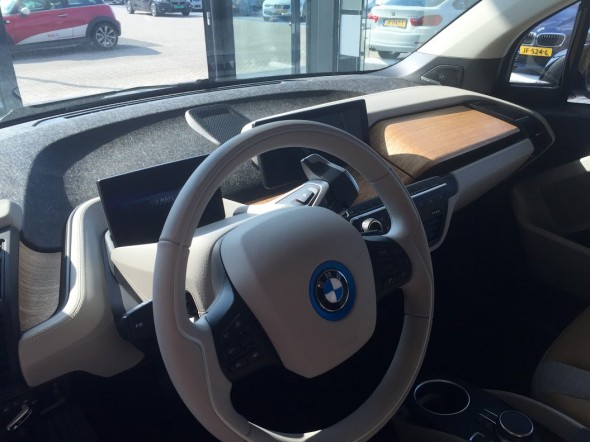 Dashboard BMWi