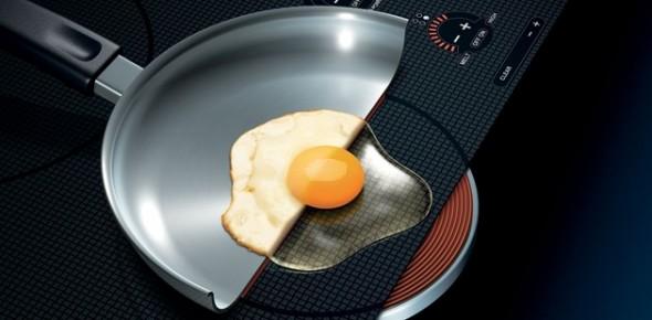 Veilig koken met inductie
