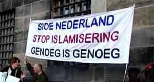 stop islamisering