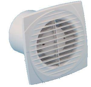 Badkamer ventilator