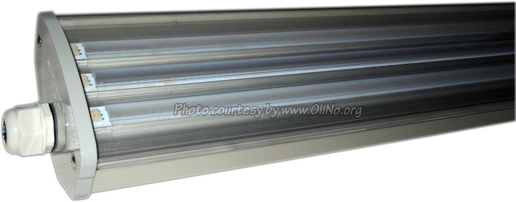 KLV Ledverlichting - V-FIX VF15 150 122W 850 L804080