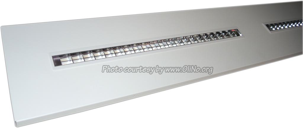 KLV-Ledverlichting - recessed luminaire 800mA