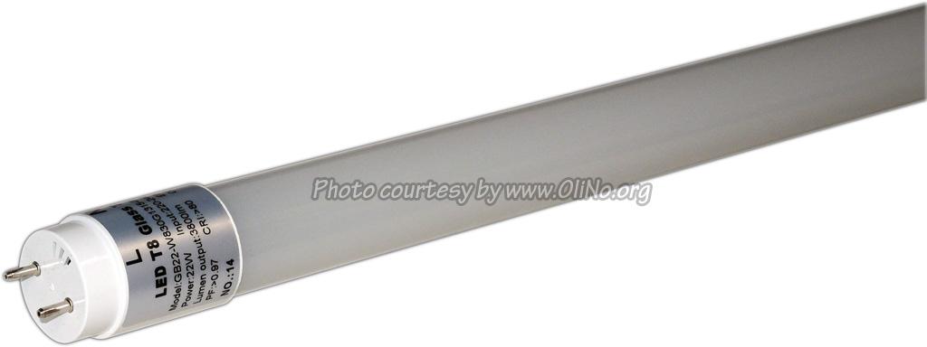Lighthero GmbH - Sample 1 Ledröhre 1500 GB22-W830G1315-08