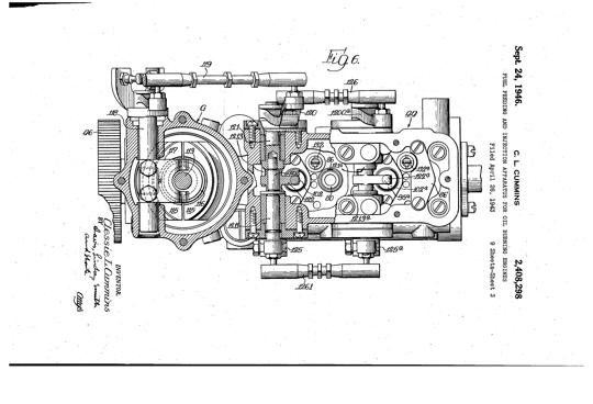 cummins dieselmotor