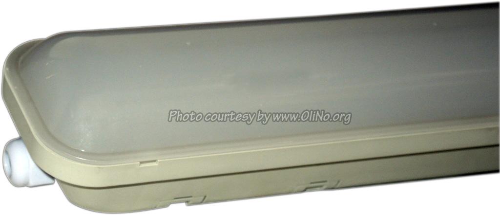 LEDs Light Pro - Waterdicht armatuur 120cm